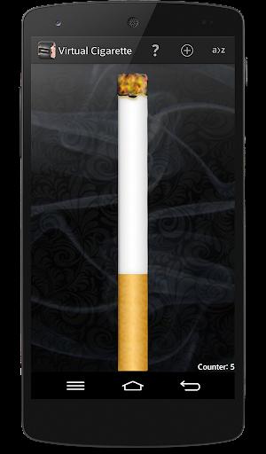 仮想タバコ