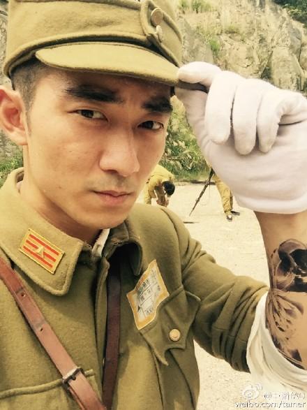Wang Tao China Actor