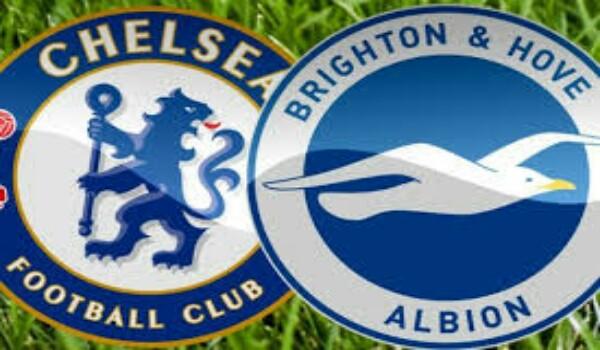 Chelsea vs Brighton and Hove Albion premier league match highlight