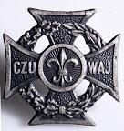 Insignia de laZwiązek Harcerstwa Polskiego (ZHP)