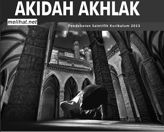 RPP Akidah Akhlak MA Kurikulum 2013 Kelas X-10 Terbaru
