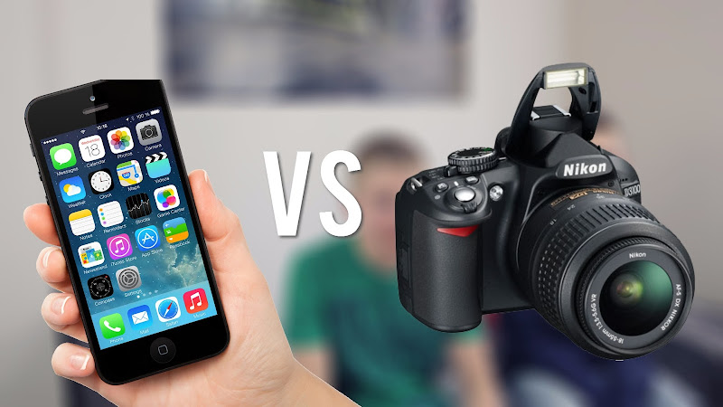 Snapshot in Quality or Quantity - SLR vs Smartphones