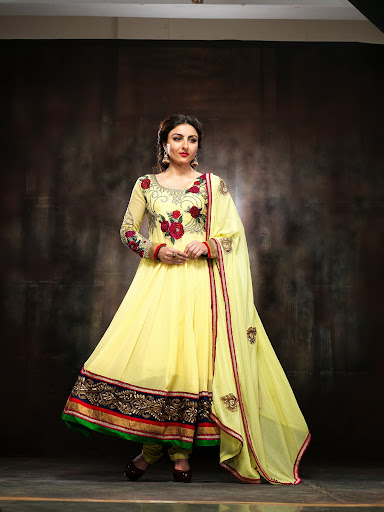 The Nawaabi Collection Georgette Suits @3900INR each - 2