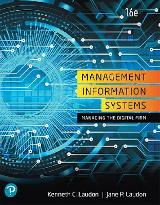 Management Information Systems: Managing the Digital Firm - 16th Edition pdf free download