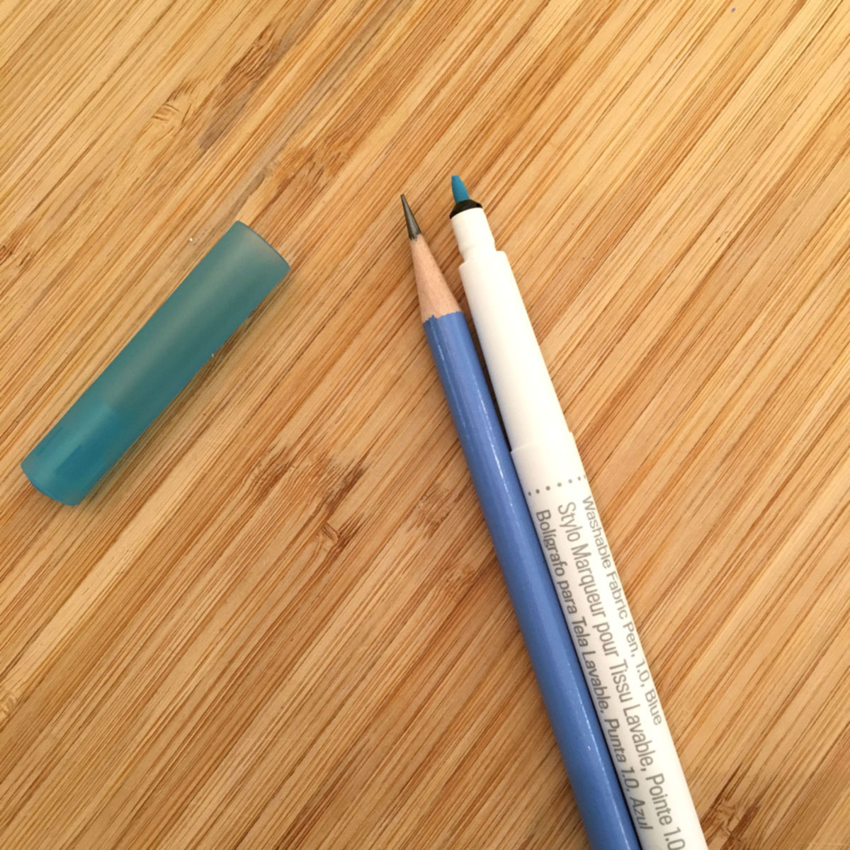Replacing cricut pen with pencil
