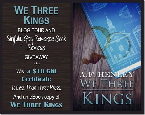 We Three Kings Blog Tour Givewaway SG