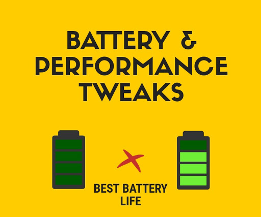 Best Battery & Performance Tweaks Overseer Flashable zip