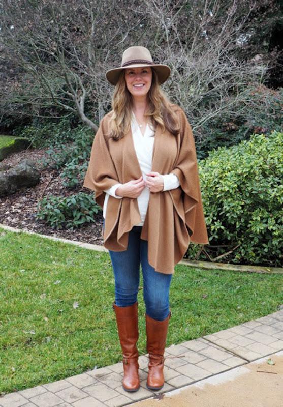 Adrienne, tall boots