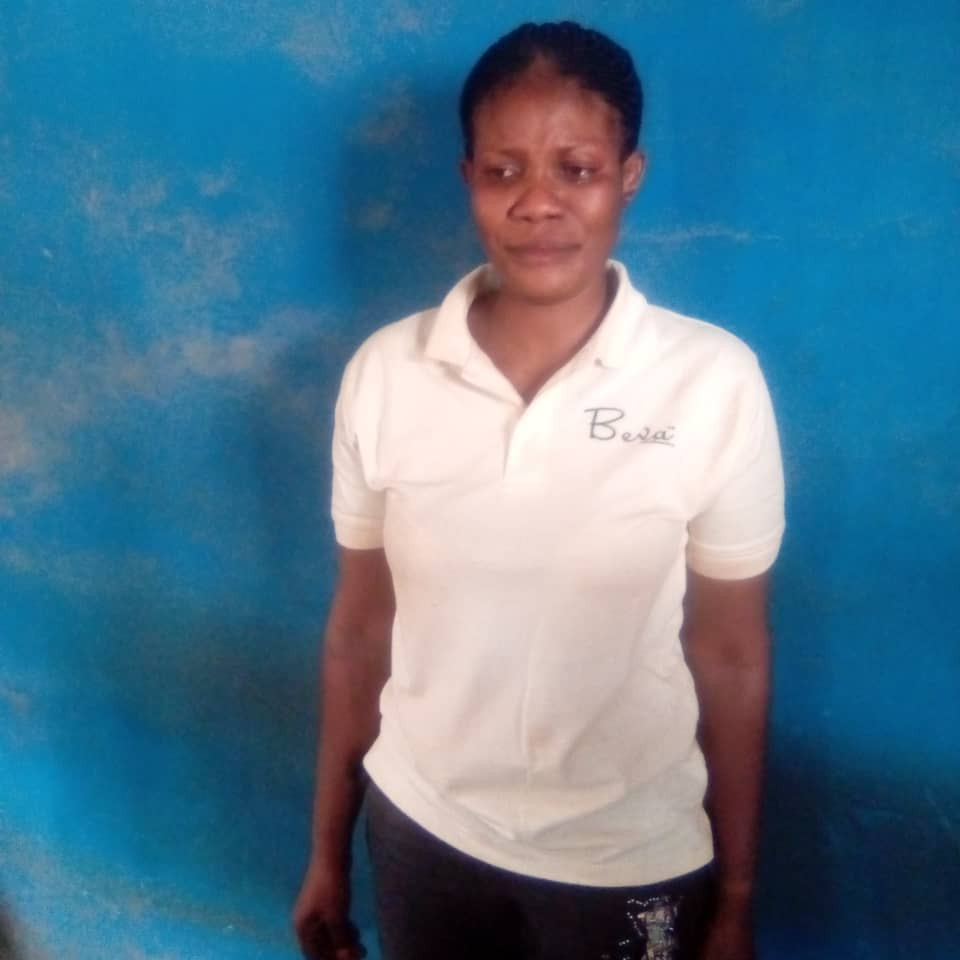 Woman arrested for beating daughter to death in Ogun (photo)