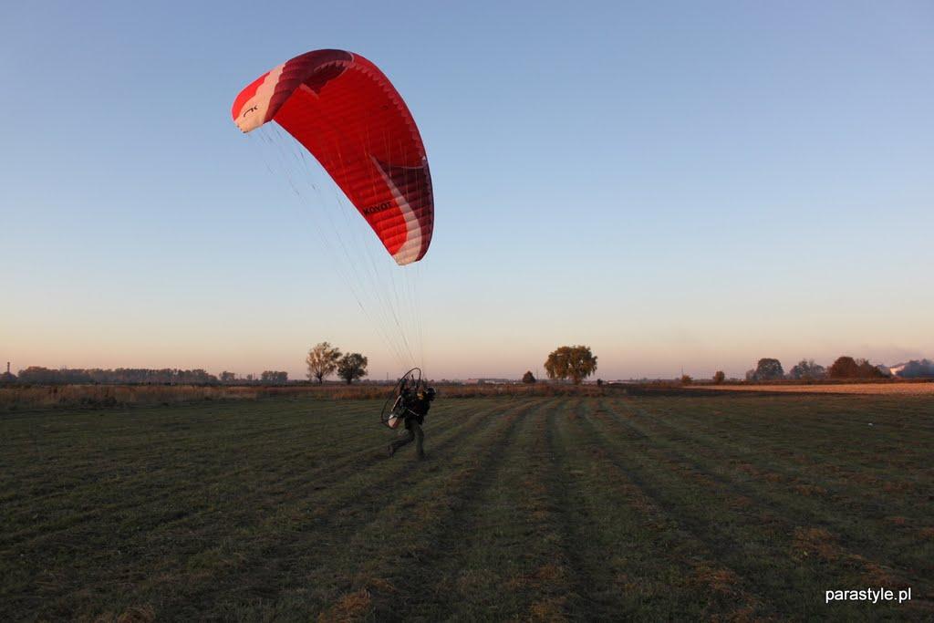 Szkolenie paralotniowe Październik 2011 - IMG_9875.JPG