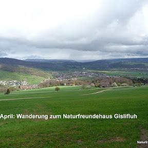 Wanderung Naturfreundehaus Gislifluh