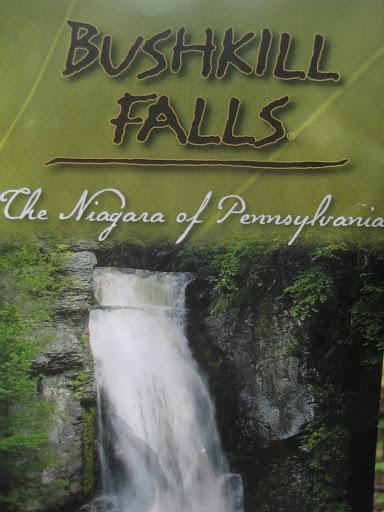 Bushkill Falls, PA. From The Old Honeymoon Capital of the World...The Poconos!