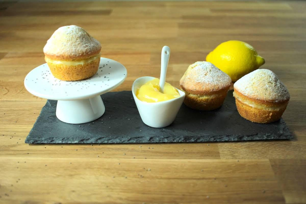 Lemon And Poppy Seed Gluten Free Cake Uk