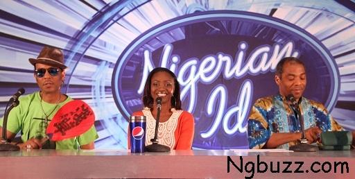 Nigerian idol season 3 audition judges