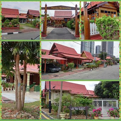 Perjalanan Cuti #4 - Melaka & Muar, Johor
