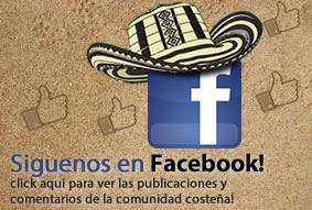 Cultura Costeña Siguenos en Facebook