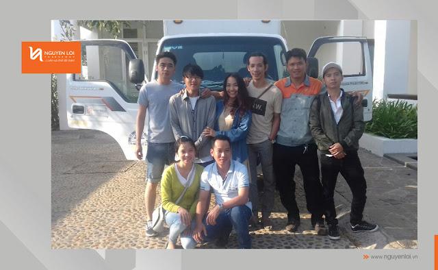 Nhật ký xe tải chở hàng - B0302LO4