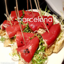 Photo: ♥ BARCELONA - Spain / to Tapas or not to Tapas? ;-) #foodie #travel #ttot #foodphotography #digitalnomad #rtw  +my brainstorm lunches in BCN > http://CarouLLou.com/lunches     #NomadHere ! #digitalnomad #travel #ttot #rtw #travelphotography #foodphotography #foodie