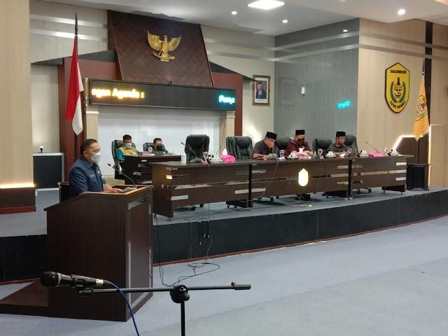 Lensa Foto DPRD Kota Banjarmasin Periode Maret 2021