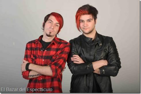 Vedito y magnus mefisto en vivo uniclub youtubers for Revistas del espectaculo argentino