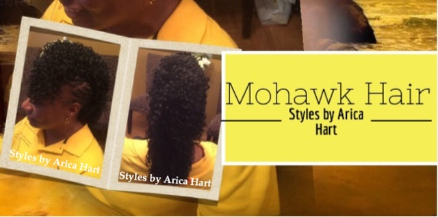 Hair styles, mohawks, Weave, hair images