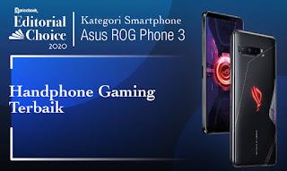 Handphone Gaming Terbaik PEC 2020