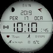 Rk Watch 102 Digital