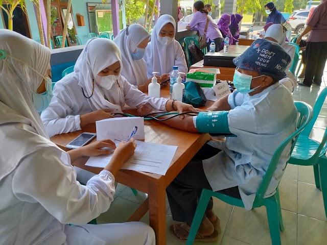 Polres Nganjuk Gelar Vaksinasi Semeru 2021 Di 3 Lokasi