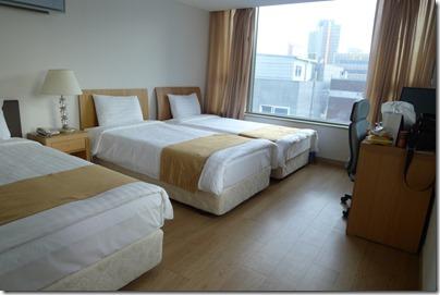 Hyundai Residence, Seoul 現代公寓