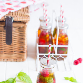 Raspberry Mint Iced Tea Recipes