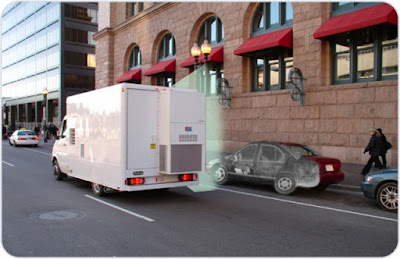 New York City is being X-rayed by unmarked military grade vehicles