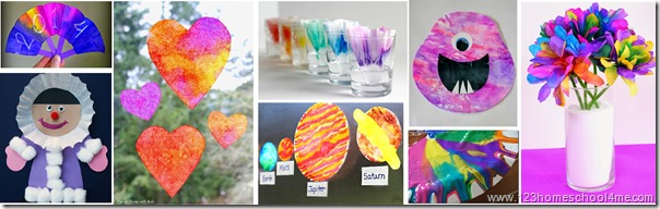 beautiful coffee filter crafts