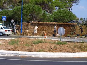Camping La capte mai 2009