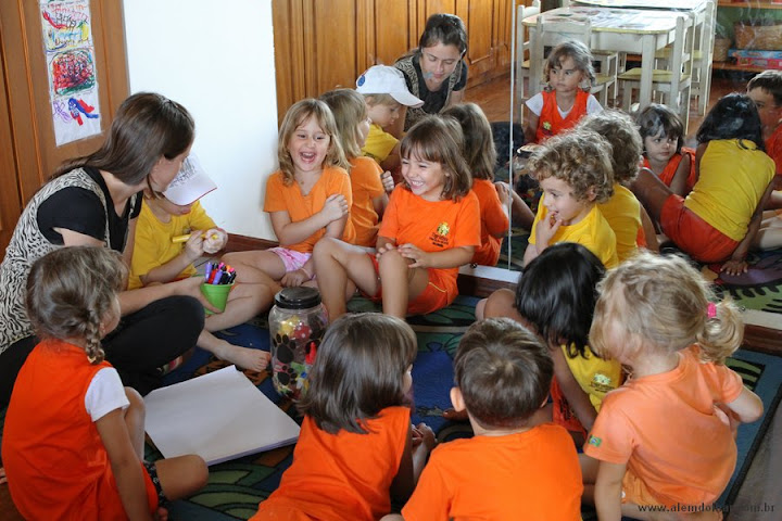 Tigrinhos, our multicultural bilingual preschool