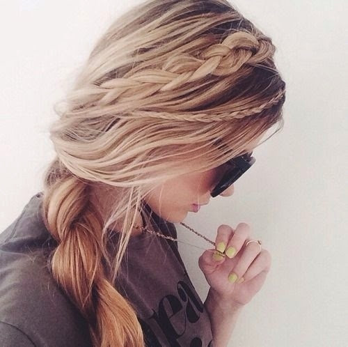 top cool braid for long hair 2017