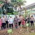 Peduli terhadap lingkungan dan alam, polres serang Kota gelar penanaman pohon