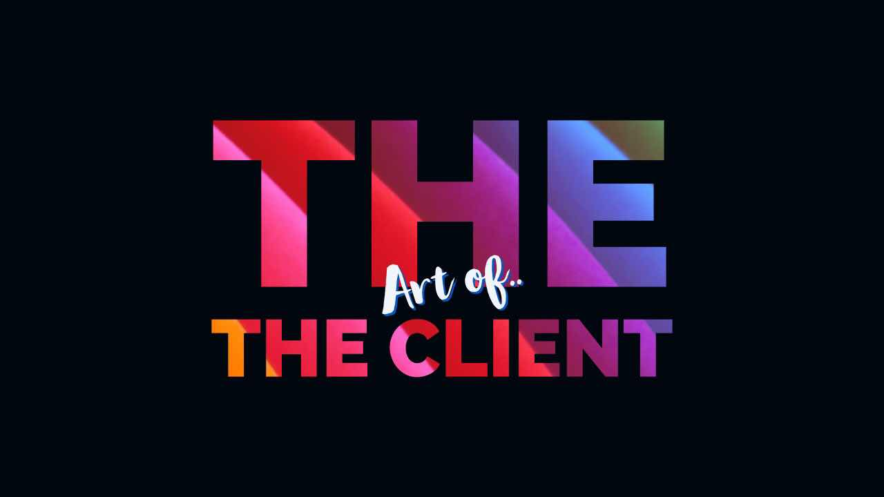 art buyers the art of the client