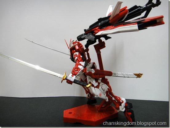 MBF-P02 Gundam Astray Red Frame -053