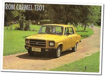 Autocars Rom Carmel 1301 - autodimerda.it