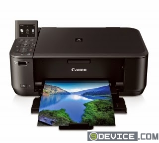pic 1 - the way to get Canon PIXMA MG4220 lazer printer driver
