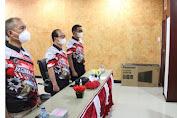 Kanwil Kemenkumham Aceh Ikuti Pembukaan Skill and Challenge Menembak Menkumham Cup Tahun 2021