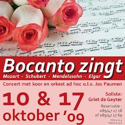 2009 Concert Bocholt zingt