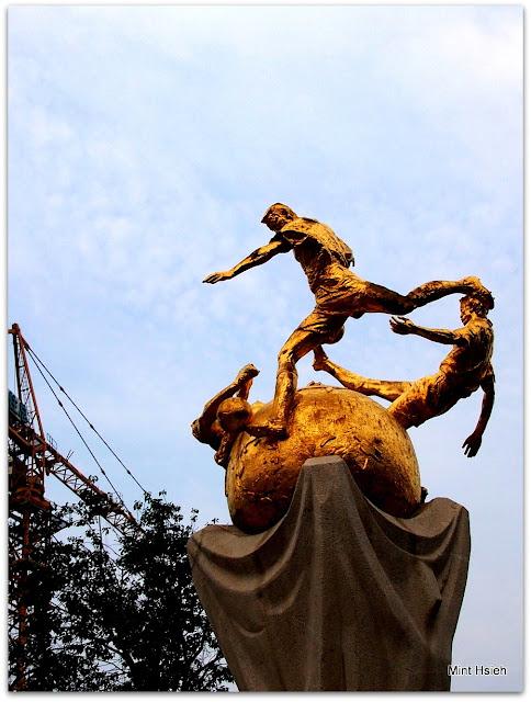 天津三天:雕像(圖8枚)