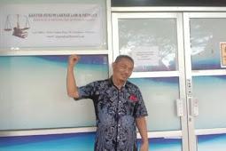 """Kuasa Hukum Yudi Mustofa, SH Siap laporkan TDS Nol.1 Yang di Produksi Oleh CV.Agung Ke """"BPSK"""" Yang Merugikan Kliennya"""