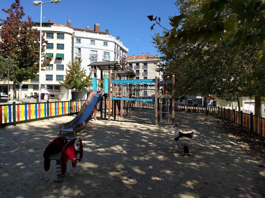 Foto Parque infantil Miñoca 1