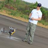 2010-09-07, Cmte. Cleiton Horta e seus Helicópteros adestrados