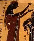 Greek Goddess Eileithyia Image