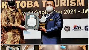 Tourism Malaysia Medan Pemenang Lake TobaTourism Award 2021