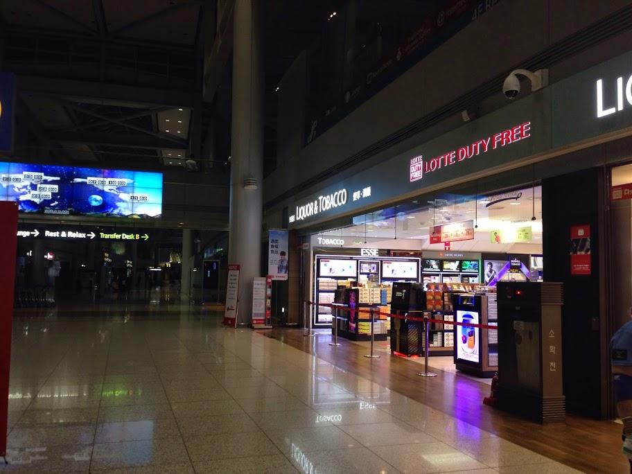 ソウル免税店
