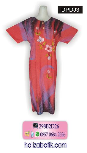contoh baju batik, butik baju batik, batik modern